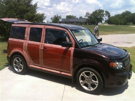 Buy Used 2008 Honda Element Sc Custom Painted