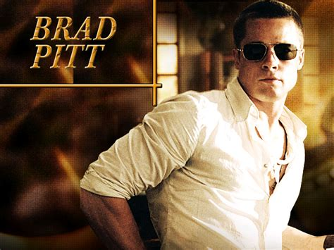 Brad Pitt Backgrounds by Brad Pitt Wallpaper Free Hd Backgrounds Images Pictures