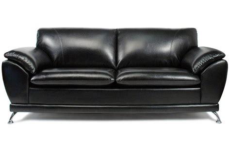 canapé en cuire photos canapé en cuir noir