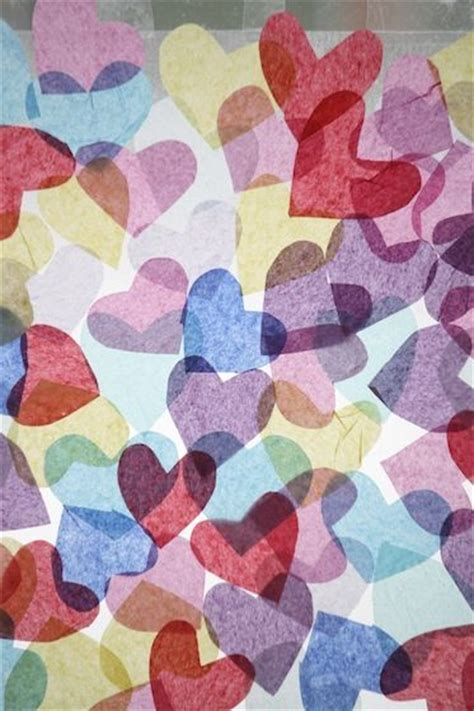 Tissue Paper Stained Glass Window Pictures, Photos, And