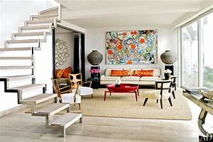 Examples of interior design – 20 modern design living room