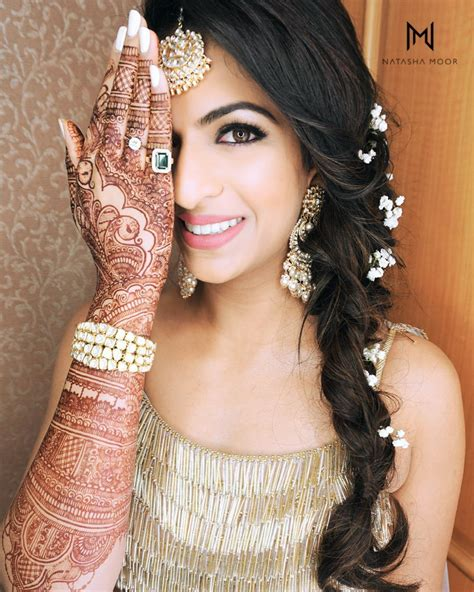 These Floral Hairstyles Are Perfect For The Shaadi Season