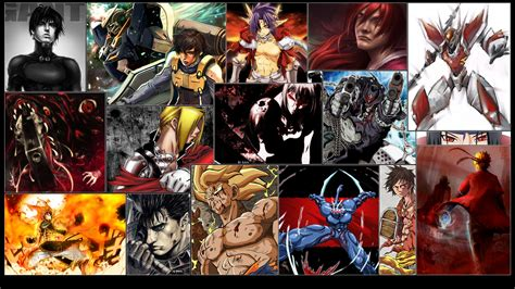 Anime Heroes Wallpaper - anime heroes wallpaper by gt orphan on deviantart