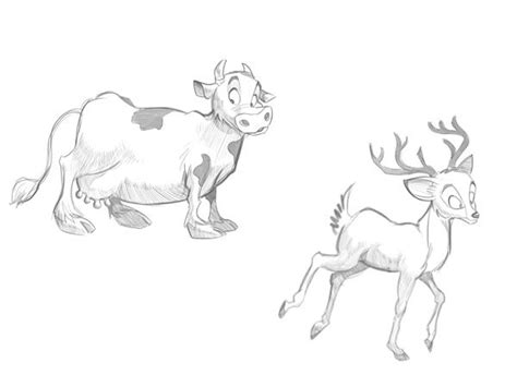 cartoon fundamentals  secrets  drawing animals