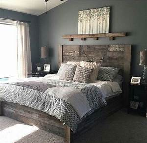 Best, Modern, Farmhouse, Bedroom, For, Your, House, Design, 15