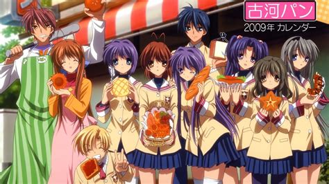 Clannad Anime Wallpaper - clannad clannad wallpaper 13734847 fanpop