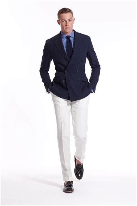 sfilata moda uomo polo ralph lauren new york primavera