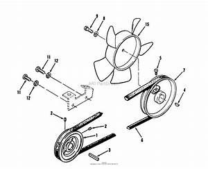 Ford 4 6 Fan Belt Diagram
