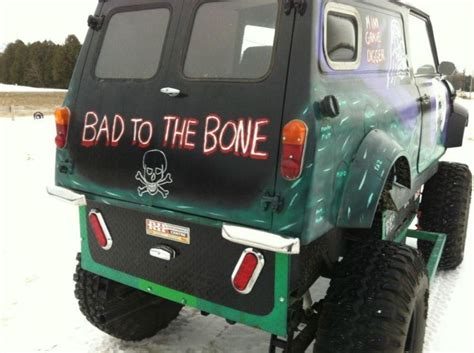 monster trucks grave digger bad to the bone friday pet cemetery grave digger stance is everything