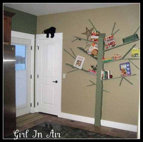 Tree Bookcase Plans by 40 Easy Diy Bookshelf Plans Guide Patterns