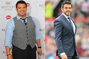 Adam Richman shows off dramatic weight loss as Man vs Food ...