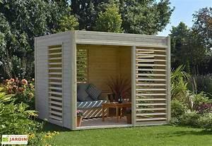 abris de jardin en bois mon amenagement jardin With photo abri de jardin