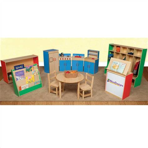 table and chairs for childcare furniture high 727 | Classroom%20Sets