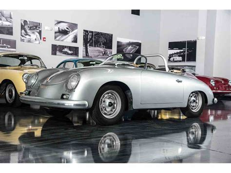 Porsche 356 Speedsters For Sale by 1959 Porsche 356a Gs Gt Speedster For Sale Classiccars