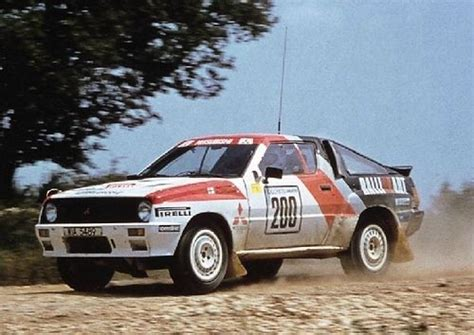mitsubishi starion rally car 332 best images about anything rally on pinterest subaru