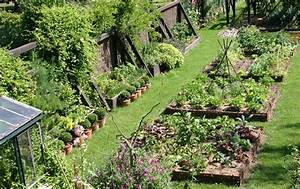 comment amenager jardin potager With comment amenager mon jardin