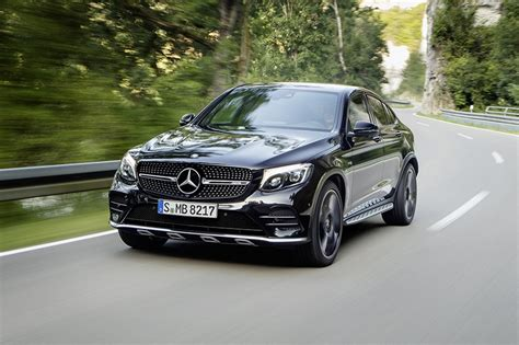 Actual colour of the vehicle may differ from those shown in pictures. The Mercedes-AMG GLC 43 Coupe: Performance Without The Price Tag?