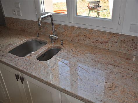 cuisine plan de travail granit plan de travail granit