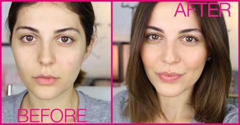 beautiful  makeup  simple natural tips