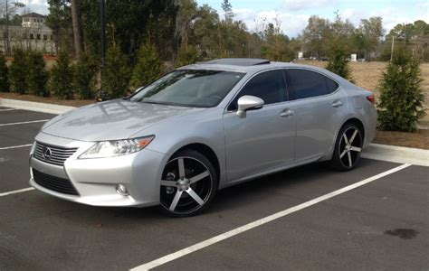 2013 lexus es 350 with custom rims auto dreams