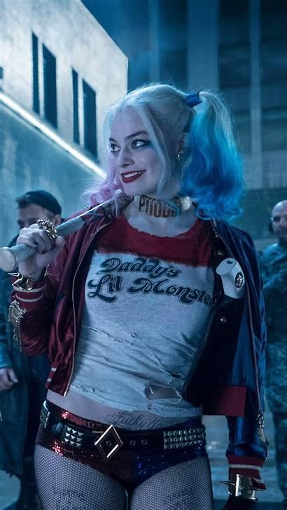 Squad Suicide Arlequina Quinn Harley Robbie Margot