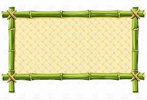 Bamboo frame with Woven, 4863, Borders and Frames ...