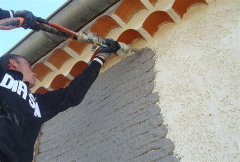 Come Isolare Il Soffitto by Isolamento Con Termointonaco Bricoportale Fai Da Te E