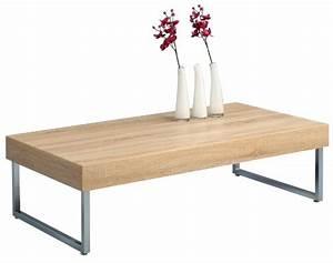 Couchtisch Eiche Sonoma : hometrends4you 136542 couchtisch 120 x 35 x 65 cm dekor sonoma eiche online kaufen bei woonio ~ Indierocktalk.com Haus und Dekorationen