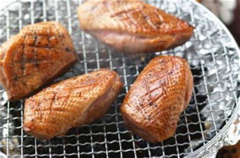 hot smoked duck breast hot smoked duck breasts recipe goodtoknow