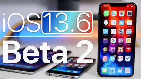 iOS 13.6 Beta 2 is Out! - What's New? - YouTube