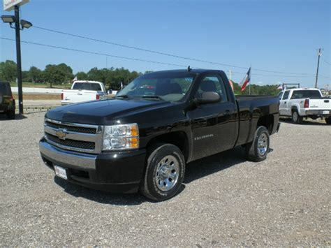 2008 Chevrolet Silverado For Sale by 2008 Chevrolet Silverado 1500 2wd Work Truck Reg Cab For