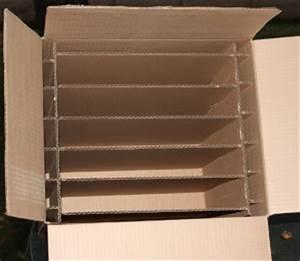 Meuble Pour Ranger Les Papiers : ranger les papiers 30x30 un meuble en carton scrapanescence ~ Teatrodelosmanantiales.com Idées de Décoration