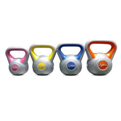 kettlebell weight 8kg vinyl dkn kettlebells kg fitness senfai pendant lifting barbell plated anti silver