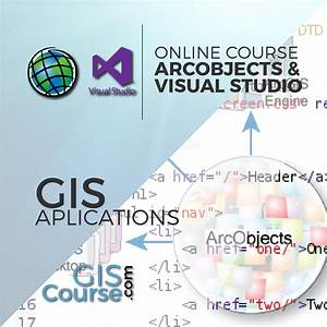 Arcgis Arcobjects And Visual Studio