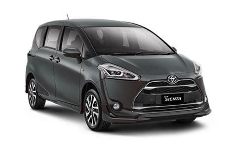 Review Toyota Sienta by Harga New Toyota Sienta Review Spesifikasi Dan Gambar 2019