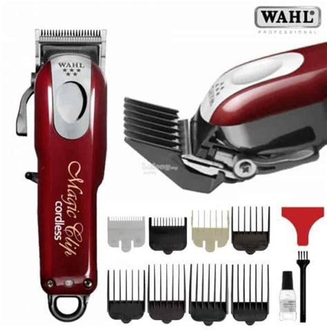 wahl hair clippers buying guide review