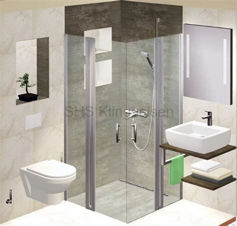Kleine Badezimmer Mit Dusche Einrichten by Mini Badezimmer Mit Dusche
