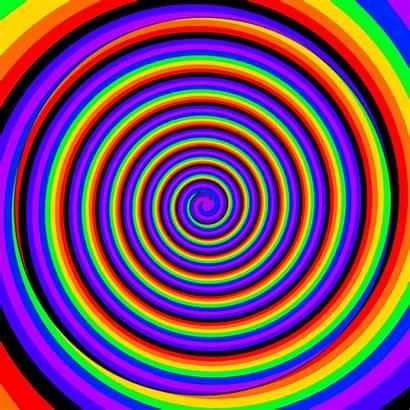 Spiral Rainbow Deviantart Favourites Deviation Random