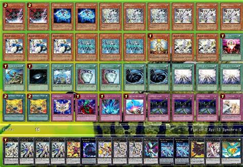 yugioh spellbook deck recipe constellar recipe last banlist