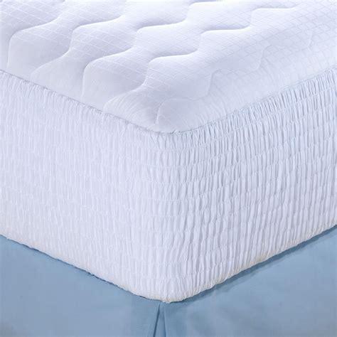 kmart mattress topper cotton mattress pad kmart