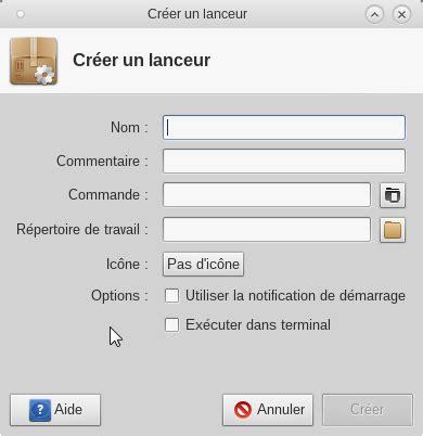 ubuntu raccourci bureau lanceur de commande ubuntu 12 10 lancer une commande