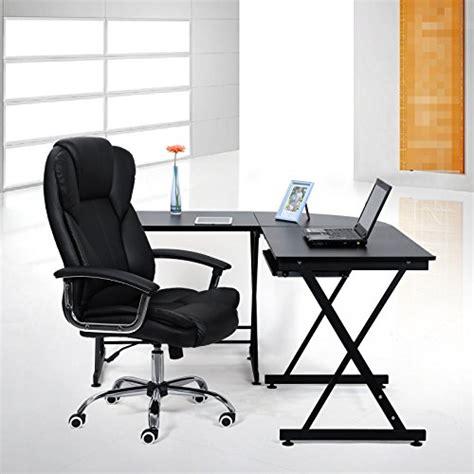 pour chaise de bureau songmics noir chaise fauteuil de bureau chaise pour