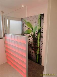 Wand Aus Glasbausteinen : neuigkeiten 2016 auf der webseite von glas scholl glasduschen schiebet ren glasreparaturen ~ Markanthonyermac.com Haus und Dekorationen