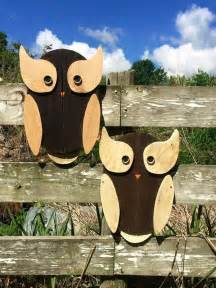 pallet owls art diy wooden pallet crafts wooden owl