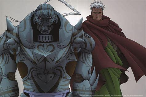 full metal alchemist elric alphonse armor wallpapers hd