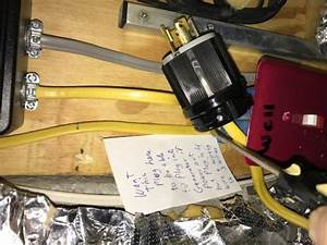 Using A 240v Generator With Four Prong Plug On Well Pump