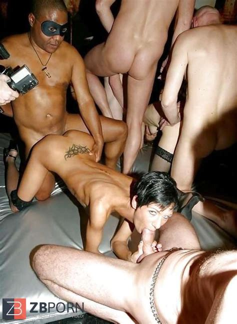 2 Whore Gang Fucked In Swinger Club By Sail Zb Porn