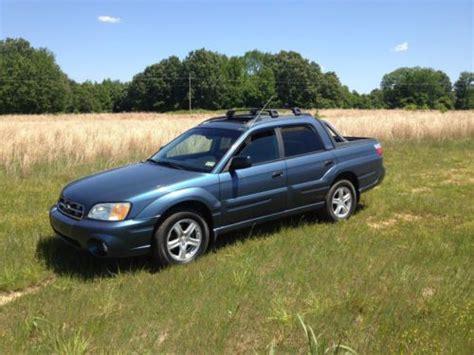 how petrol cars work 2006 subaru baja interior lighting purchase used 2006 subaru baja sport crew cab pickup 4 door 2 5l blue awd rare in keller texas