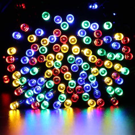 Led Solar String Lights by 22m 200 Led Solar String Lights Premium Quality