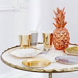 Home Design Und Deko Shopping : deko ananas kupfer online kaufen online shop ~ Frokenaadalensverden.com Haus und Dekorationen